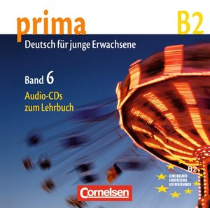 Prima B2: Band 6. CDs
