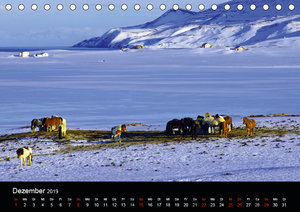 Nordische Momente (Tischkalender 2019 DIN A5 quer)