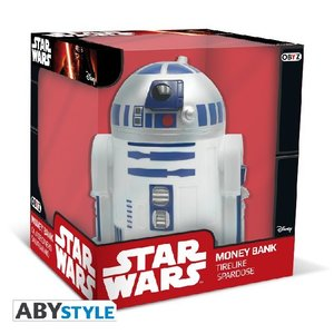 ABYstyle - Star Wars - R2D2 Spardose