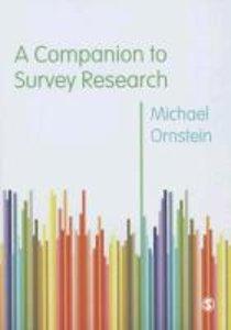 A Companion to Survey Research