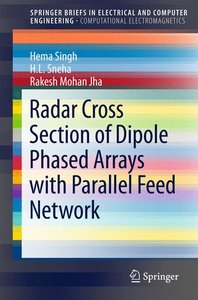 Radar Cross Section of Dipole Phased Arrays with Parallel Feed N