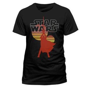 Retro Suns (T-Shirt,Schwarz,Größe L)