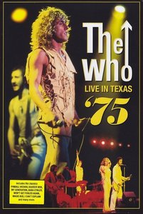 Live In Texas \'75 (DVD)