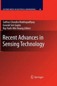 Recent Advances in Sensing Technology