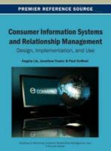Consumer Information Systems and Relationship Management: Design