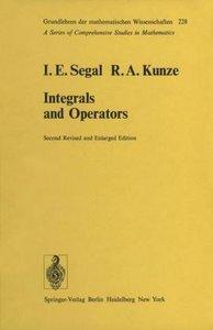 Integrals and Operators