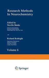 Research Methods in Neurochemistry