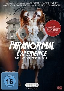 Paranormal Experience - The Creepy Movie-Box