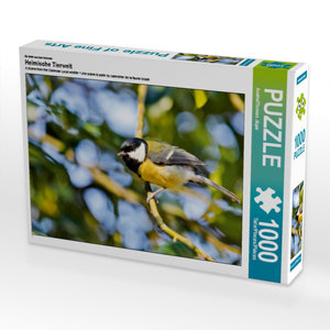 Ein Motiv aus dem Kalender Heimische Tierwelt 1000 Teile Puzzle