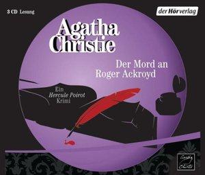 Der Mord an Roger Ackroyd. 3 CDs