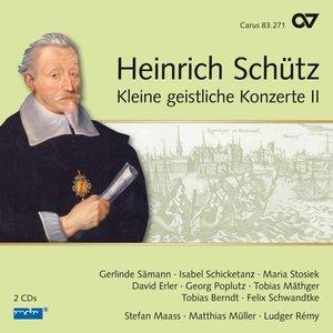 Kleine Geistliche Konzerte II (Schütz-Ed Vol.17)