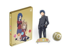 Toradora! - Vol. 4 (Limited Steelbook)