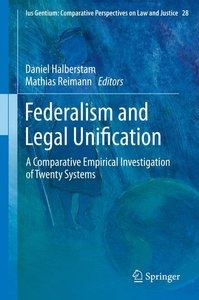 Federalism and Legal Unification
