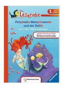 Leserabe mit Mildenberger. Pimpinella Meerprinzessin und der Del