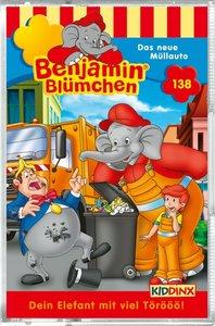 Benjamin Blümchen - Das neue Müllauto, 1 Cassette