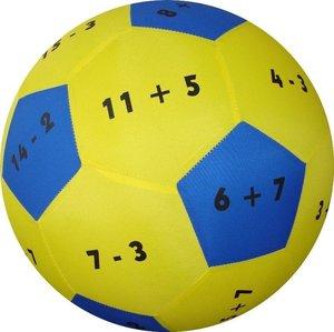 HANDS ON Lernspielball - Plus und Minusaufgaben im Zahlenraum 10