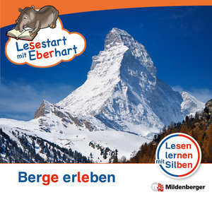 Lesestart mit Eberhart - Berge erleben