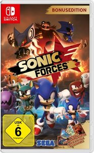Sonic Forces, 1 Nintendo Switch-Spiel