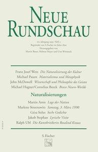 Neue Rundschau 99/3