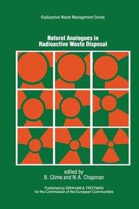 Natural Analogues in Radioactive Waste Disposal
