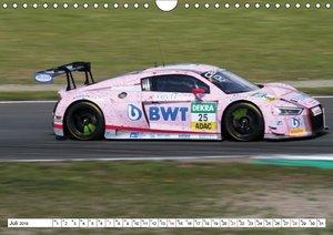 SPORTWAGEN DTM und FIA GT (Wandkalender 2019 DIN A4 quer)