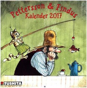 Pettersson & Findus 2017 Media Illustration