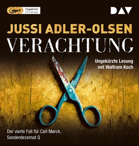 Verachtung, 2 Audio-CDs, MP3 Format