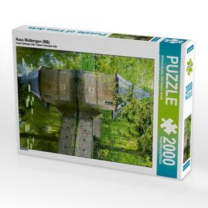 Haus Welbergen (MB) 2000 Teile Puzzle hoch