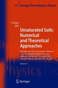 ISSMGE: Numerical and Theoretical Approaches