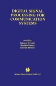 Digital Signal Processing for Communication Systems