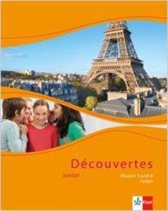 Découvertes. Folien (Abbildungen aus dem Schülerbuch und Transfe
