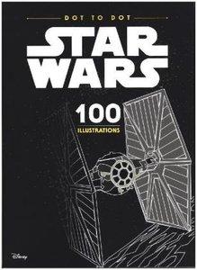 Star Wars Activity Dot To Dot