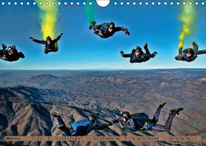 Fallschirmspringen - Mut und Abenteuer