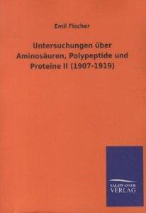 Untersuchungen über Aminosäuren, Polypeptide und Proteine II (19