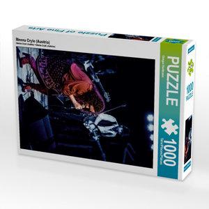 Meena Cryle (Austria) 1000 Teile Puzzle hoch