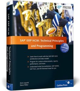 SAP ERP HCM: Technical Principles and Programming