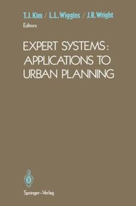 Expert Systems: Applications to Urban Planning