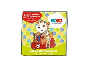 01-0167 Tonie-Bobo Siebenschläfer - Bobo beim Kinderarzt