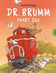 Dr. Brumm fährt Zug