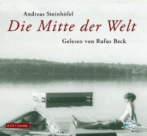 Steinhöfel, A: Mitte der Welt/8 CDs