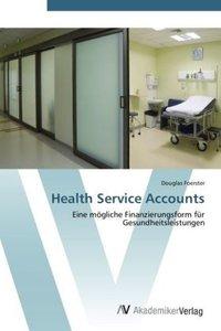 Health Service Accounts