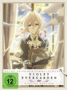 Violet Evergarden - St. 1 Extra-Episode + Sammelschuber (Limited