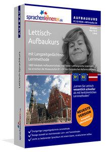Lettisch-Aufbaukurs, PC CD-ROM mit MP3-Audio-CD