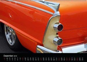 Classic Cars aus den USA (Wandkalender 2019 DIN A2 quer)