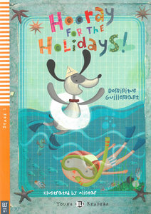 Hooray for the holidays. Buch mit Audio-CD