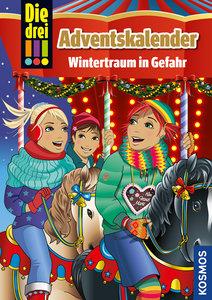 Die drei !!!, Wintertraum in Gefahr