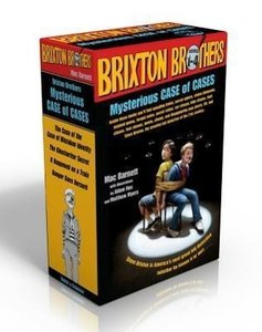Brixton Brothers Mysterious Case of Cases: The Case of the Case