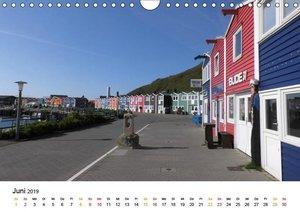 Helgoland Kalender (Wandkalender 2019 DIN A4 quer)