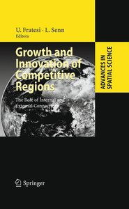 Growth and Innovation of Competitive Regions