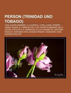Person (Trinidad und Tobago)